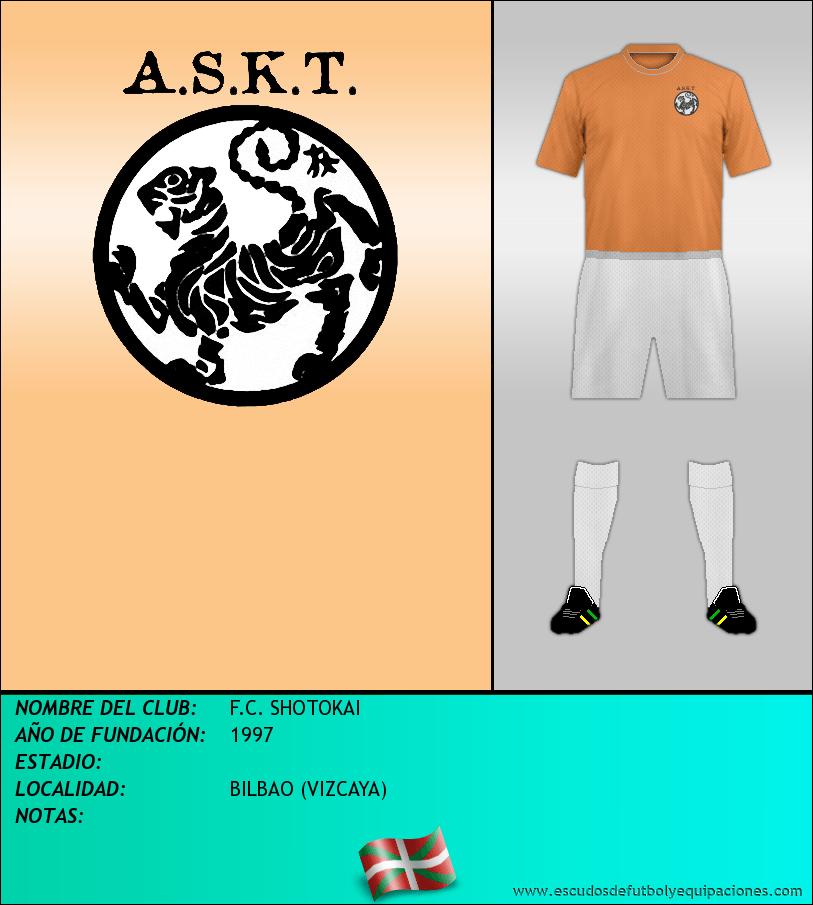 Escudo de F.C. SHOTOKAI