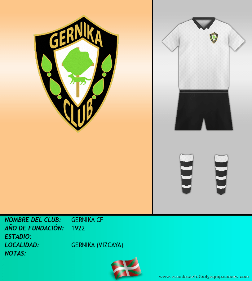 Escudo de GERNIKA CF