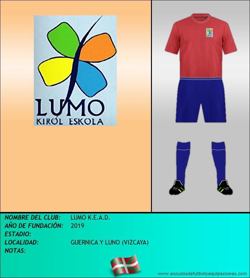 Escudo de LUMO K.E.A.D.