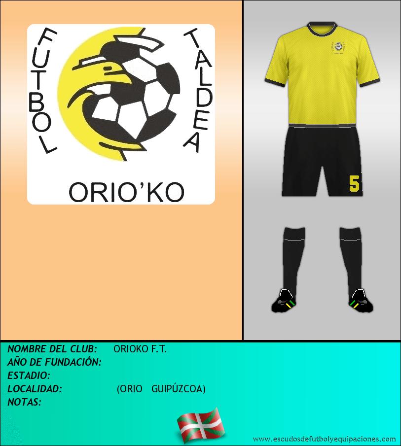 Escudo de ORIOKO F.T.