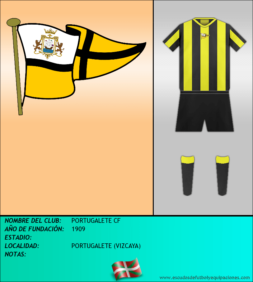 Escudo de PORTUGALETE CF