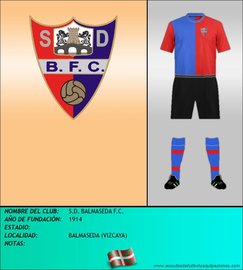 Escudo de S.D. BALMASEDA F.C.