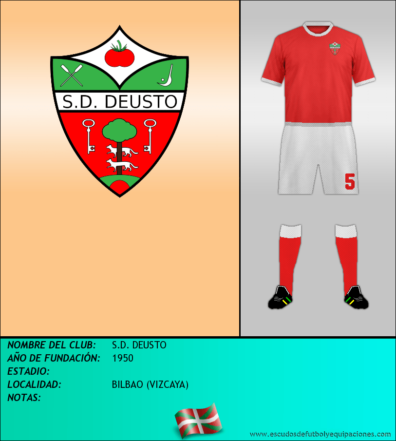 Escudo de S.D. DEUSTO