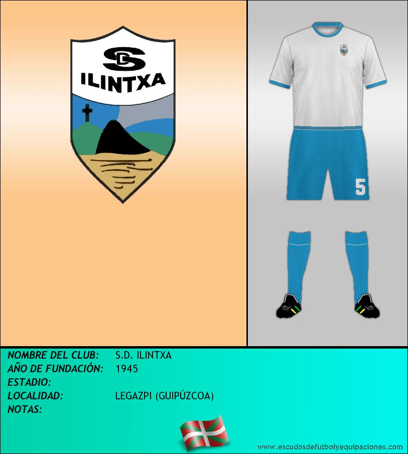 Escudo de S.D. ILINTXA