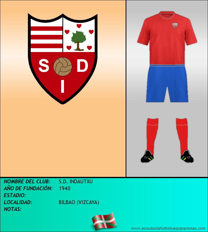 Escudo de S.D. INDAUTXU