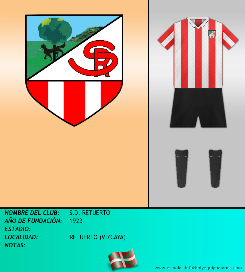 Escudo de S.D. RETUERTO