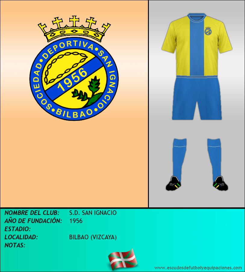 Escudo de S.D. SAN IGNACIO