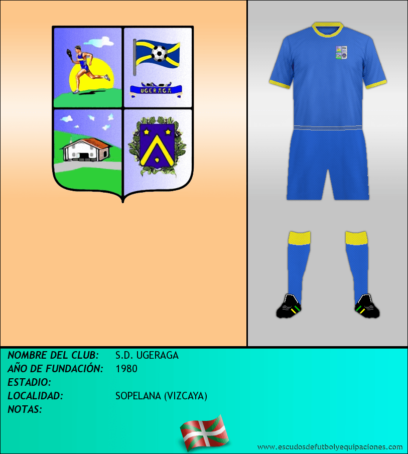 Escudo de S.D. UGERAGA