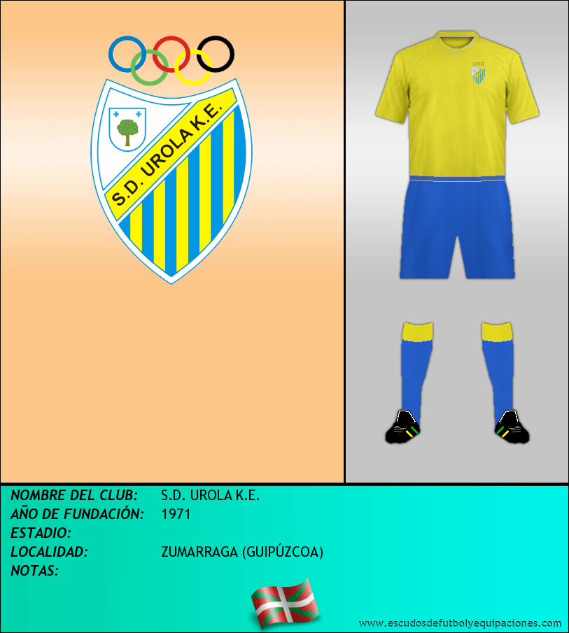 Escudo de S.D. UROLA K.E.