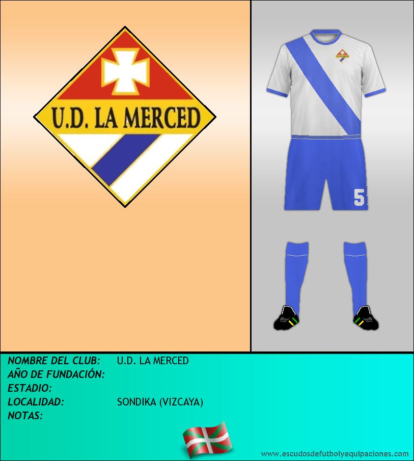 Escudo de U.D. LA MERCED