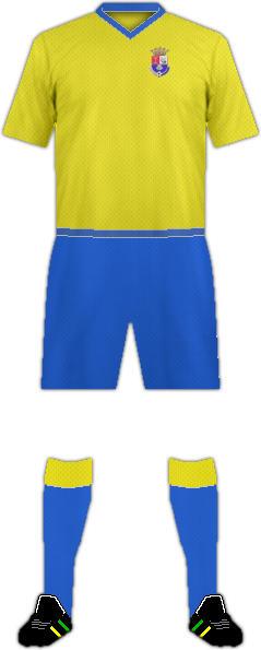 Camiseta ALBATERA C.F.