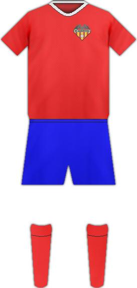 Camiseta ATLETICO SAGUNTINO
