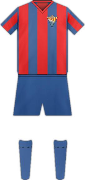 Camiseta C.D. ALMORADI
