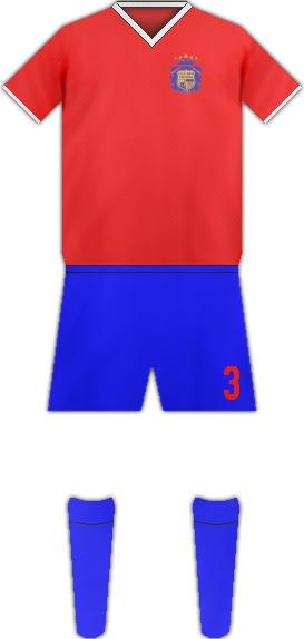 Camiseta C.D. F. BASE L'ELIANA