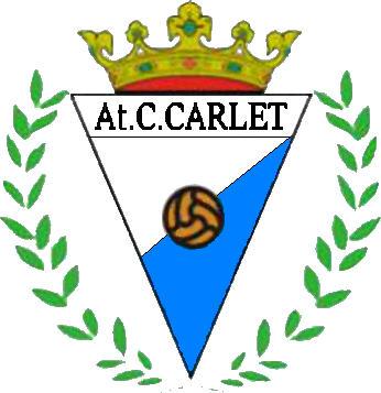 Escudo de A. C. CARLET (VALENCIA)