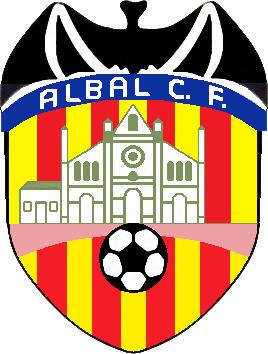 Escudo de ALBAL C.F. (VALENCIA)