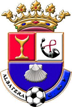 Escudo de ALBATERA C.F. (VALENCIA)