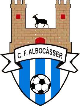 Escudo de ALBOCÁSSER C.F. (VALENCIA)