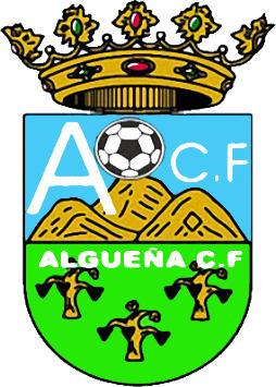 Escudo de ALGUEÑA C.F. (VALENCIA)