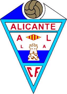 Escudo de ALICANTE C.F (VALENCIA)