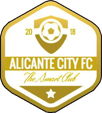 Escudo de ALICANTE CITY F.C. (VALENCIA)