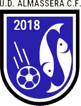 Escudo de ALMASSERA U.D. C.F. (VALENCIA)