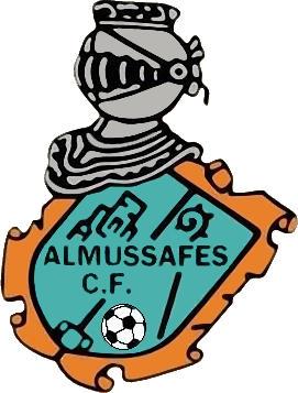 Escudo de ALMUSSAFES C.F. (VALENCIA)