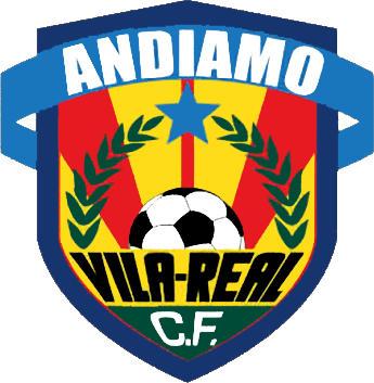 Escudo de ANDIAMO VILA-REAL C.F. (VALENCIA)
