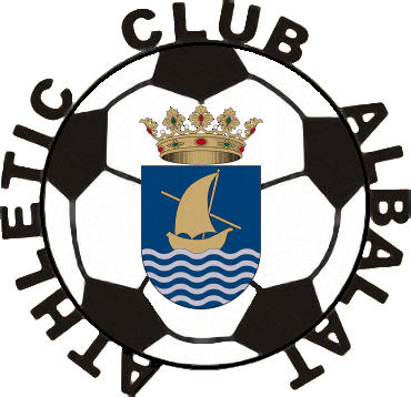 Escudo de ATHLETIC CLUB ALBALAT (VALENCIA)