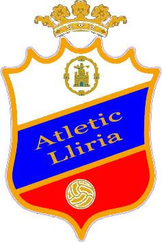 Escudo de ATLÉTIC LLIRIA (VALENCIA)
