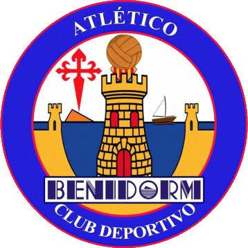 Escudo de ATLÉTICO BENIDORM C.D. (VALENCIA)