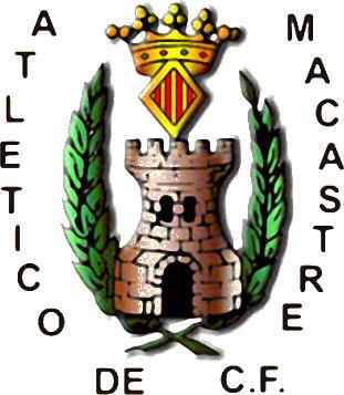 Escudo de ATLÉTICO DE MACASTRE C.F. (VALENCIA)