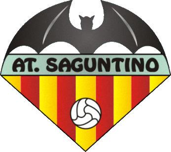 Escudo de ATLETICO SAGUNTINO (VALENCIA)