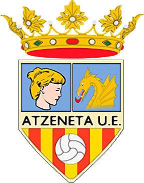 Escudo de ATZENETA U.E. (VALENCIA)