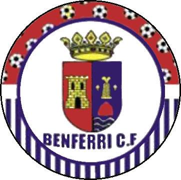 Escudo de BENFERRI C.F.-2 (VALENCIA)