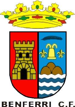 Escudo de BENFERRI C.F. (VALENCIA)