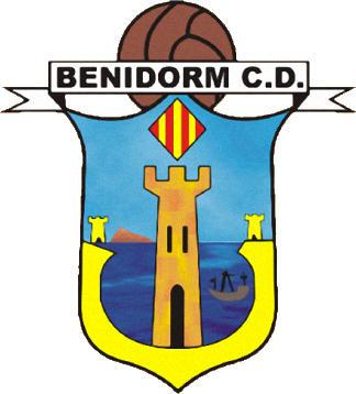 Escudo de BENIDORM C.D. (VALENCIA)