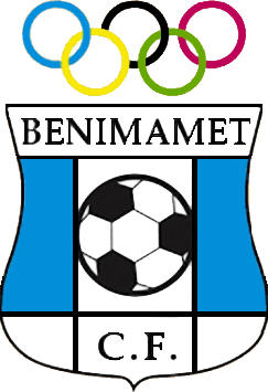 Escudo de BENIMÁMET C.F. (VALENCIA)