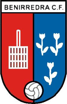 Escudo de BENIRREDRÀ C.F. (VALENCIA)