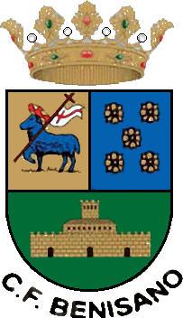 Escudo de BENISANÓ C.F. (VALENCIA)