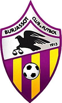 Escudo de BURJASSOT C.F. (VALENCIA)