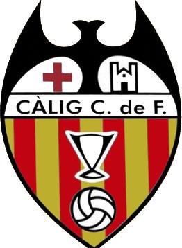 Escudo de CÀLIG C.F. (VALENCIA)