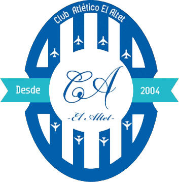 Escudo de C. ATLÉTICO EL ALTET (VALENCIA)