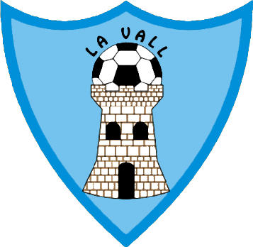 Escudo de C. LA VALL (VALENCIA)
