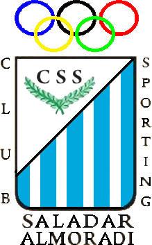 Escudo de C. SPORTING SALADAR (VALENCIA)