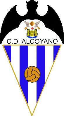 Escudo de C.D. ALCOYANO  (VALENCIA)