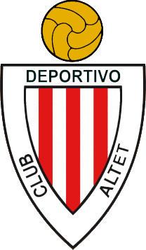 Escudo de C.D. ALTET (VALENCIA)
