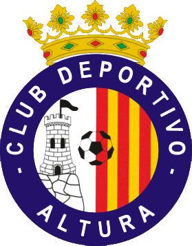 Escudo de C.D. ALTURA (VALENCIA)