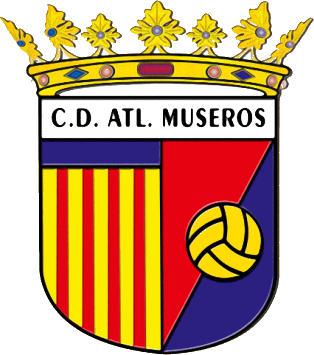 Escudo de C.D. ATLÉTICO MUSEROS (VALENCIA)