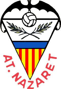 Escudo de C.D. ATLÉTICO NAZARET (VALENCIA)